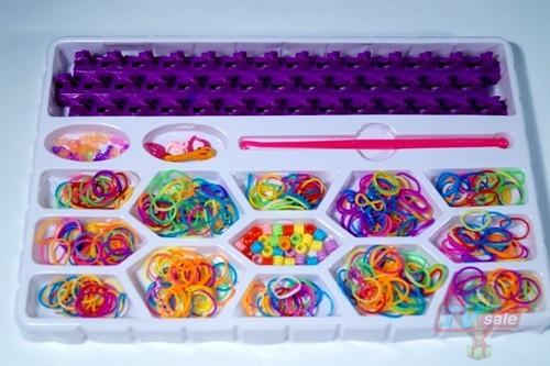 Купить в минске резинки для плетения браслетов из