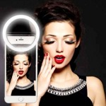 Лампа для селфи, кольцо для селфи Selfie Ring Light (арт.9-7095)