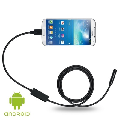 Эндоскоп Android And PC Endoscope 1 м