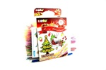 Набор для творчества Paper Art Textbook For Kids Merry Christmas NO:999-A3 (арт. 9-6429)