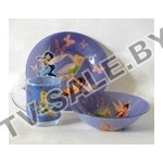 Детская посуда Luminarc (Люминарк) DISNEY FAIRIES 3пр. Арт:. G8626