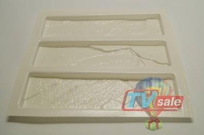 Набор форм для изготовления искусственного декоративного камня в домашних условиях купить в Минске в интернет-магазине