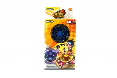 "Игра Бейблэйд ""Beyblade Battle Star 6D+1"" (арт.9-6865)"