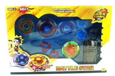 "Игра Бейблэйд ""Beyblade Battle Star"" (арт.9-6863)"