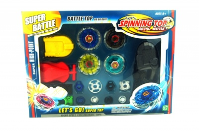 "Игра Бейблэйд ""Beyblade Super Battle"" (арт.9-6862)"