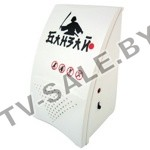 Ультразвуковой отпугиватель грызунов на батарейках Банзай PR 218 (код.9-2293)